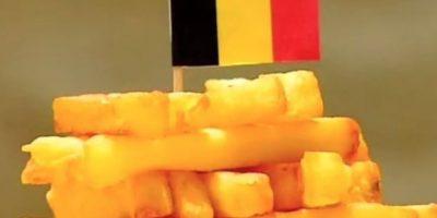 La razón por la que belgas publican imágenes de papas fritas tras atentados