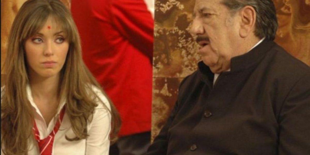 Falleció Pedro Weber, actor de la serie Rebelde