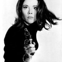 """Diana Rigg se hizo famosa por la serie de espionaje """"Los Vengadores"""". Foto:vía Getty Images"""