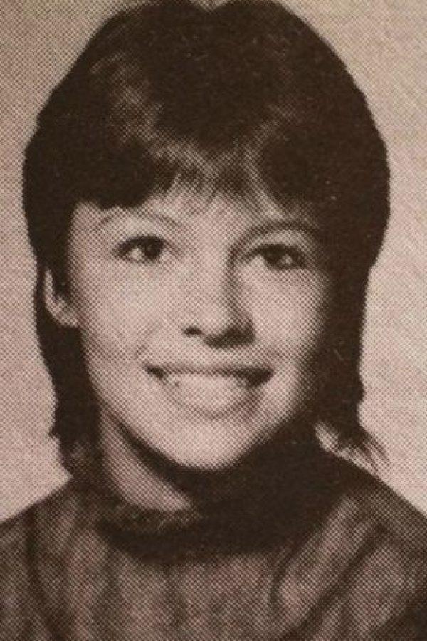 Así se veía en la secundaria. Foto:vía Getty Images