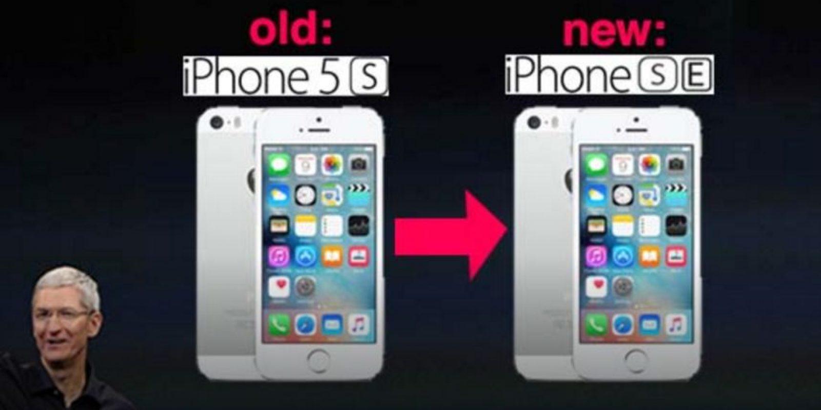 Los memes de la presentación del nuevo iPhone SE y iPad Pro Foto:Twitter