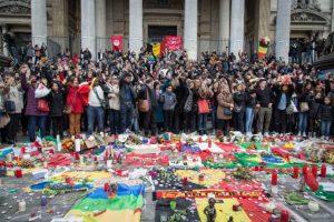 Primer día de duelo en Bruselas Foto:AFP