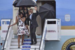 La visita de Barack Obama a Cuba. Foto:AFP