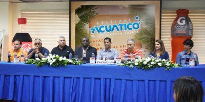 Fundación Wiche García Saleta anuncia festival acuático