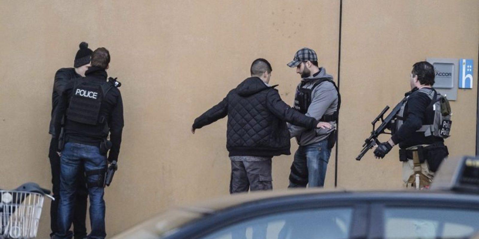 34 muertos y un centenar de heridos en un nuevo ataque terrotista en Europa. Foto:EFE