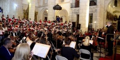 Concierto sinfónico en la Catedral el Viernes Santo