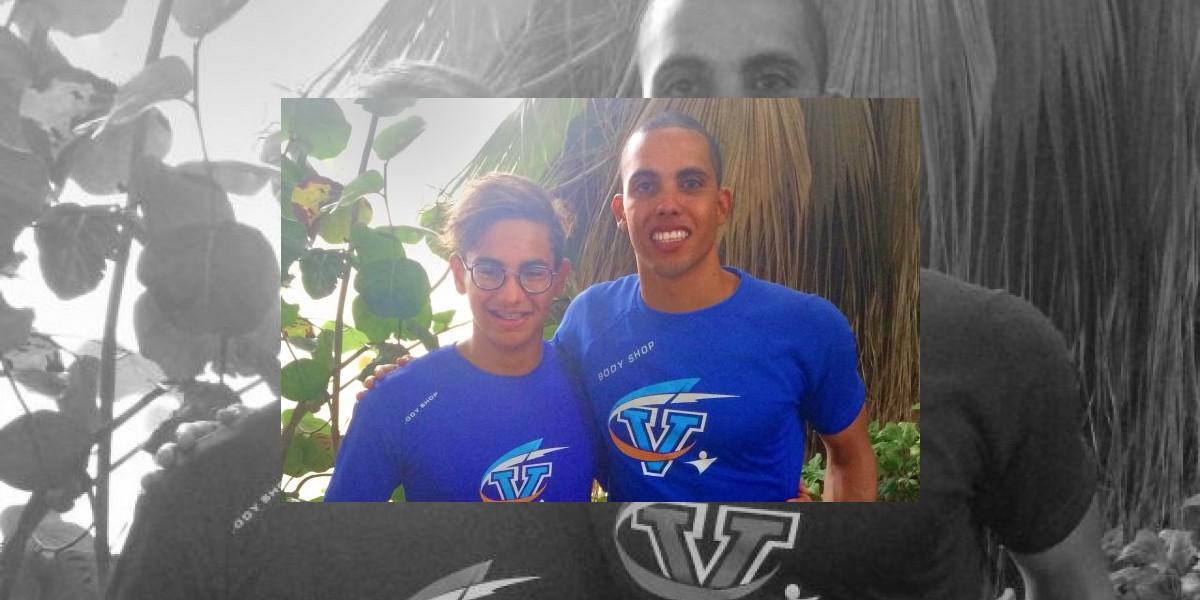 Nadadores Portes y Arzeno logran victoria en aguas abiertas