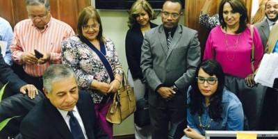 JCE anula candidaturas de Tonty Rutinel, Francina Hungría y Nicol Fernández