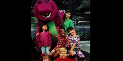 """Este es el hombre que interpretó a """"Barney el Dinosaurio"""""""