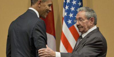 Luego de 80 años de que un presidente estadounidense no visitara Cuba, Obama lo logró. Foto:AP