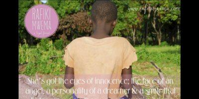 Las convivencia con las pequeñas dura un año. Foto:facebook.com/RafikiMwemaNakuru