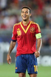 Es uno de los últimos partidos de práctica de cara a la Euro 2016 Foto:Getty Images