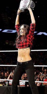 Se verán las caras con Brie Bella Foto:WWE