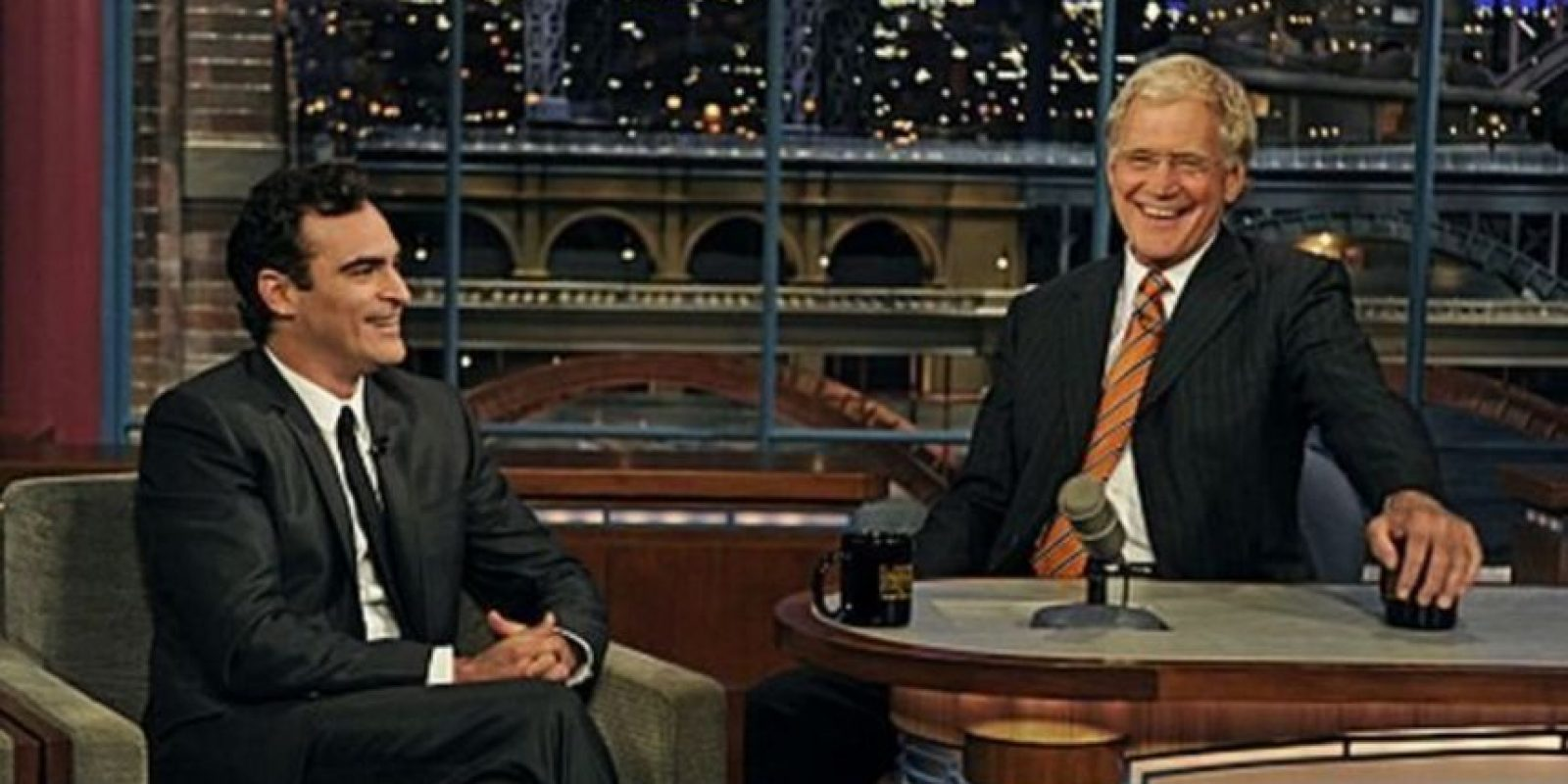 Con Joaquin Phoenix Foto:Vía imdb.com