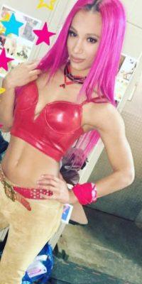 Sasha Bancks Foto:WWE