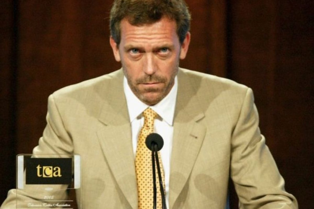 Hugh Laurie Foto: Getty Images