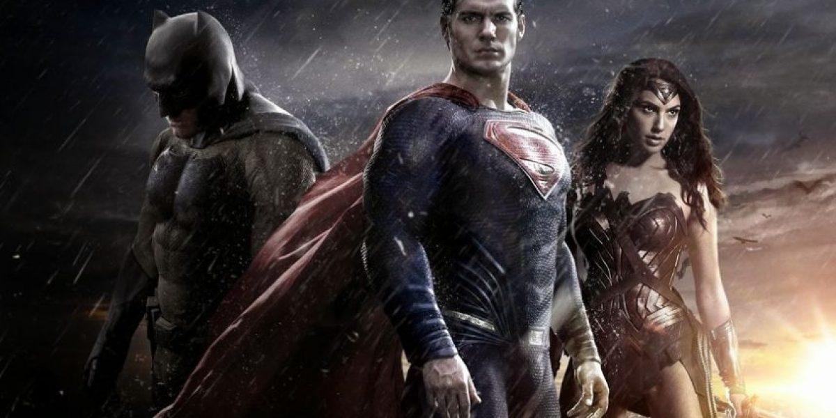 Batman vs. Superman:      un duelo de héroes