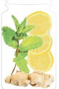 1- Desintoxica. La combinación de limón jengibre y menta te ayudará a eliminar tóxinas. Foto:FOTOS: FREEIMAGES / FLICKR / CREATIVE COMMONS