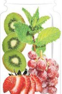 4- Energía. Para esos días en los que te sientes desganada y quieres una dosis de energía extra, nada como combinar uvas, fresas, kiwi y menta. Ojo con las porciones de fruta, evita los excesos. Foto:FOTOS: FREEIMAGES / FLICKR / CREATIVE COMMONS