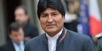 Evo Morales amenaza con demandar a Chile por uso de manantial