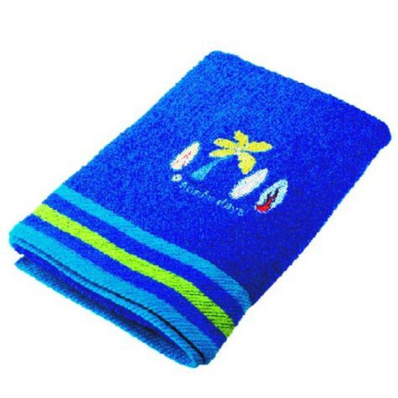 ¡La toalla! Esta suele ser una pieza que casi siempre se olvida, si vas a pasar muchos días en el mar vas a necesitarla. Cuídala, pues esta te puede sacar de apuros. Foto:Fuente externa