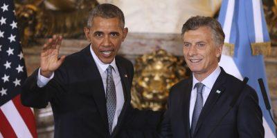 Barack Obama apoya a Mauricio Macri en Buenos Aires