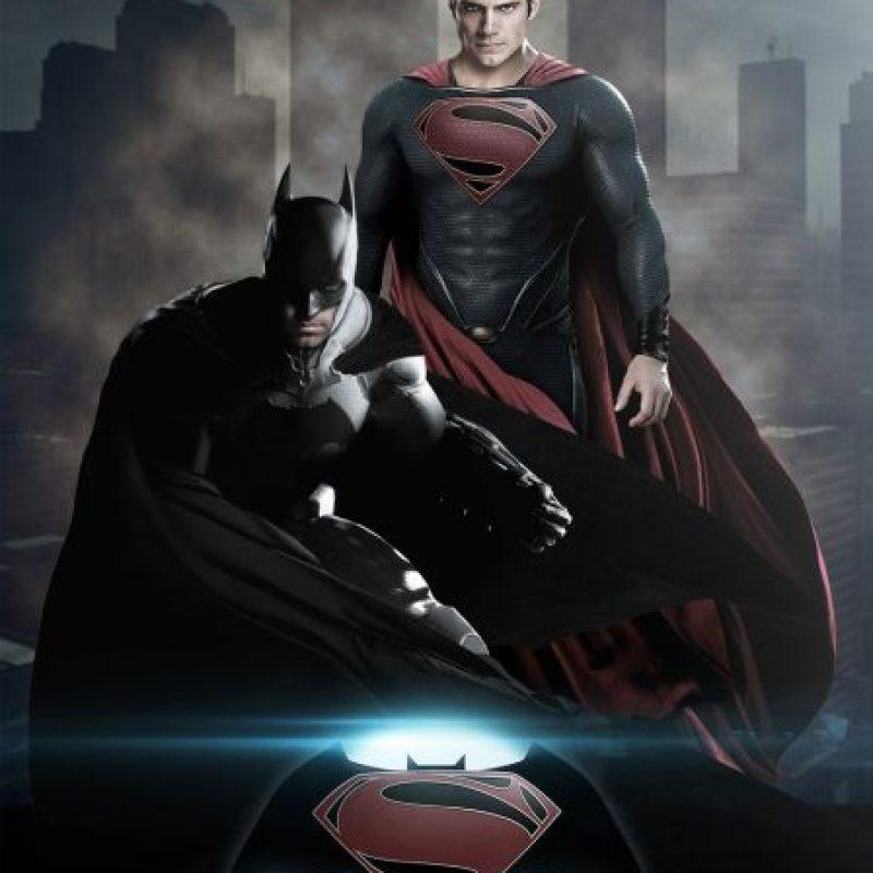 El enfrentamiento del Hombre de Acero y El Caballero Oscuro sirvió para la primera aparición cinematográfica de La Mujer Maravilla. Foto:Fuente Externa