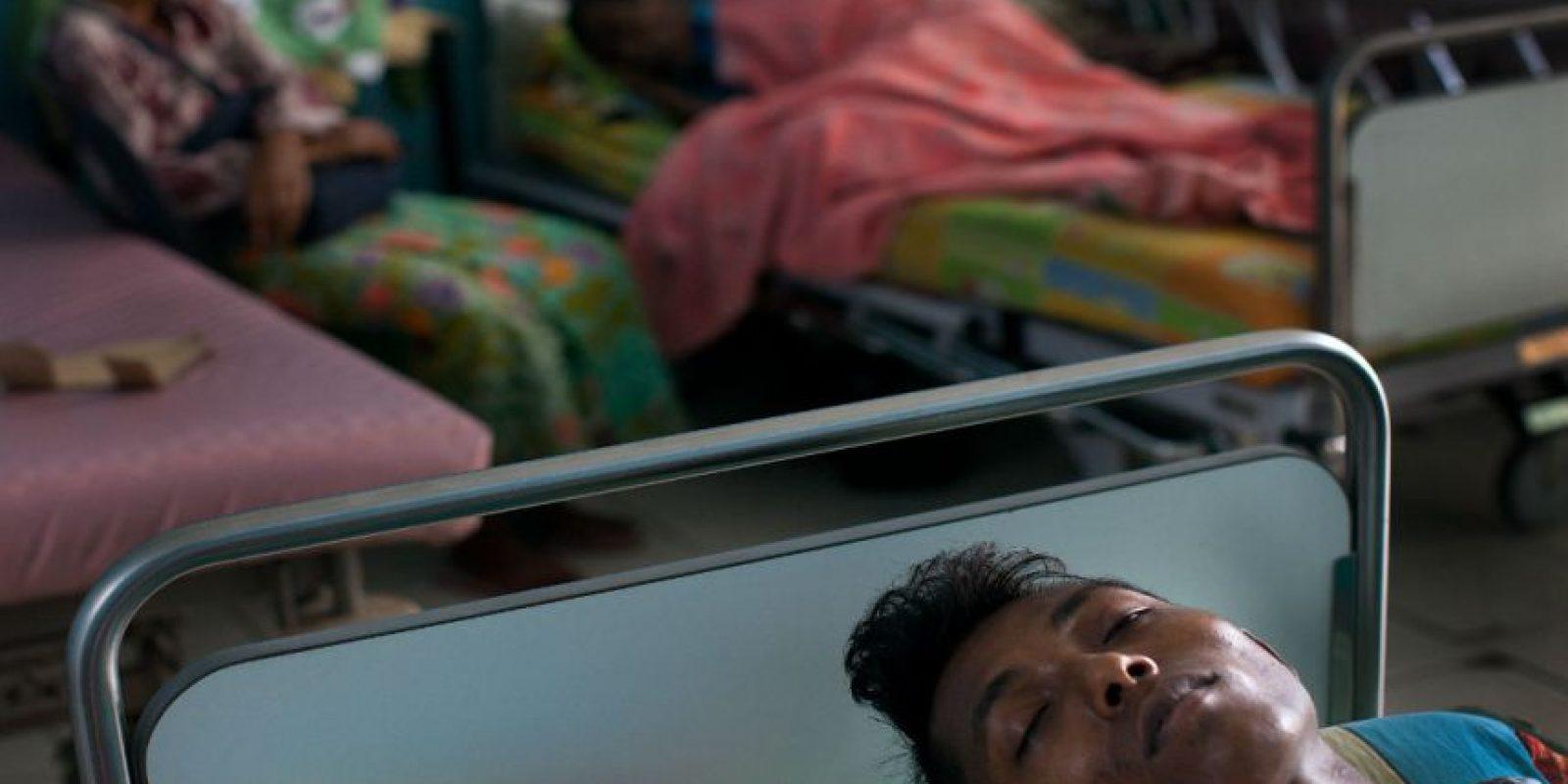 A la tuberculosis se le llama de diferentes formas: consunción, tisis, mal del rey, peste blanca o plaga blanca. Foto:Getty Images