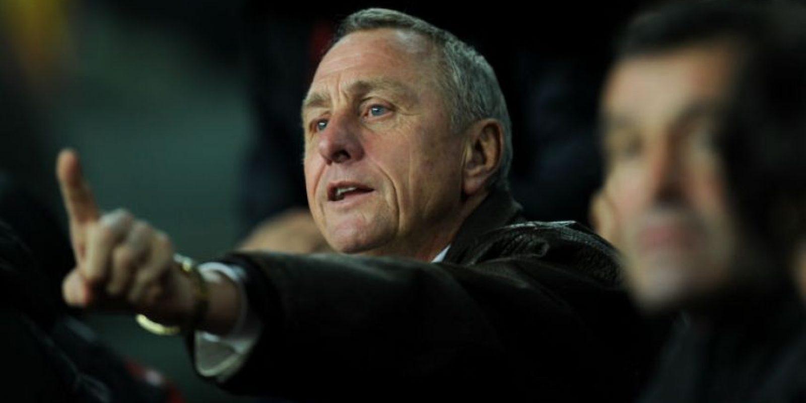 11 deportistas que perdieron la batalla contra el cáncer: Johan Cruyff es el último de la lista. Foto:Getty Images