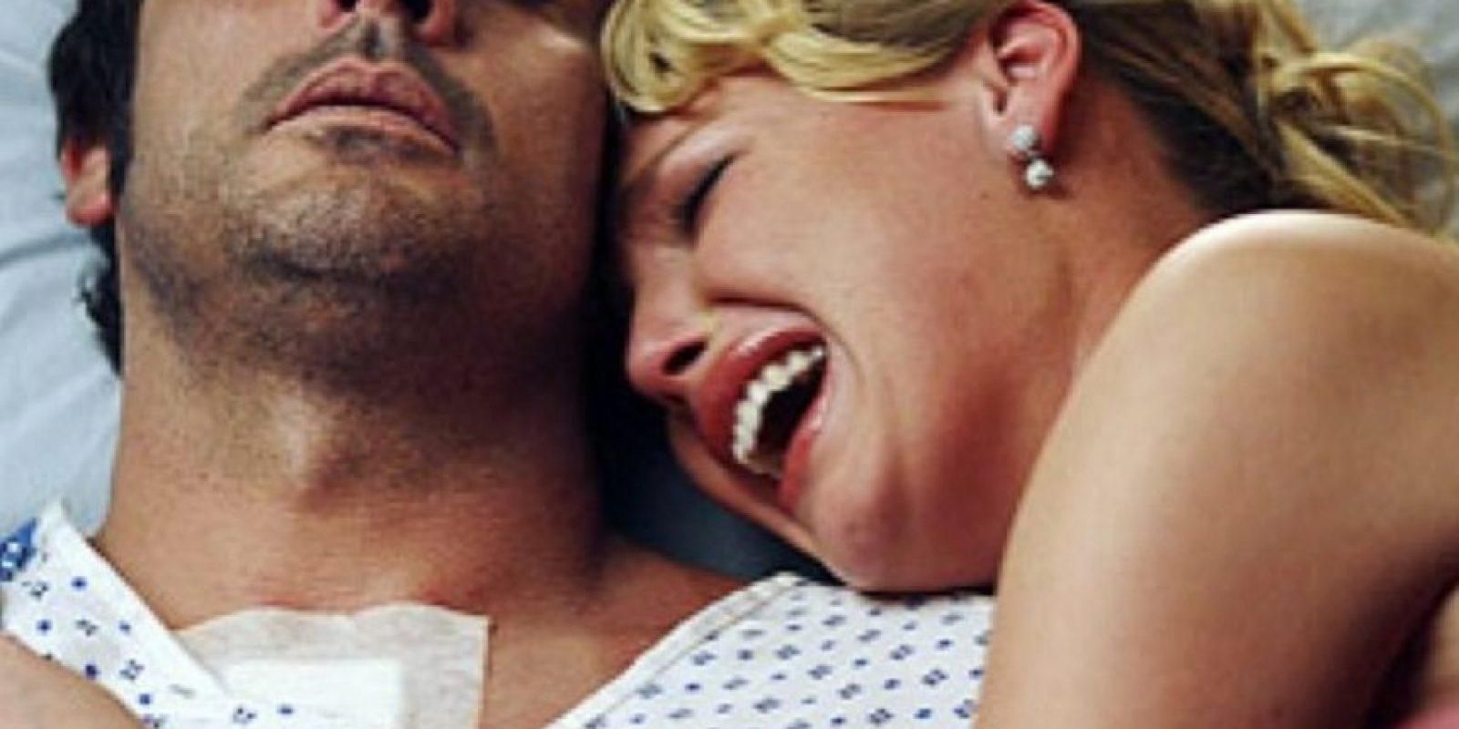 Interpretó a a Denny Duquette en la serie Grey's Anatomy Foto:Vía instagram.com/jeffreydeanmorgan1