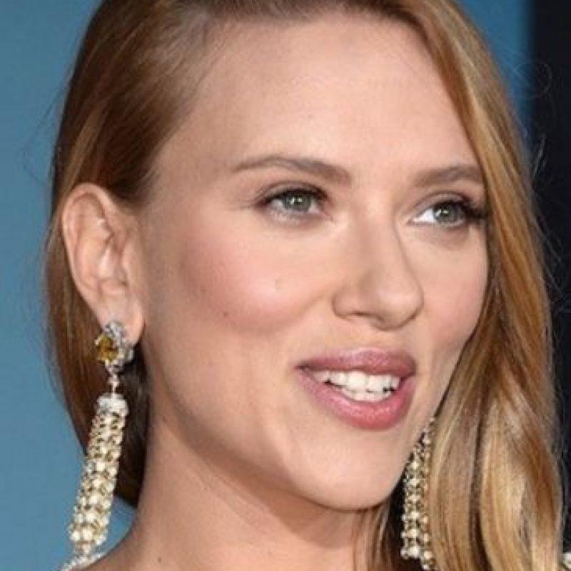 Scarlett Johansson. Foto:vía Reddit