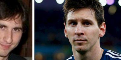 Messi. Foto:vía Reddit
