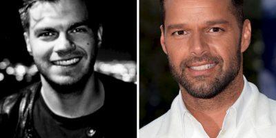 Ricky Martin Foto:vía Reddit
