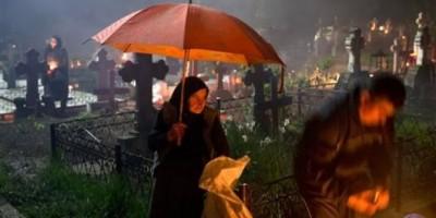Los extraños rituales de Semana Santa alrededor del mundo
