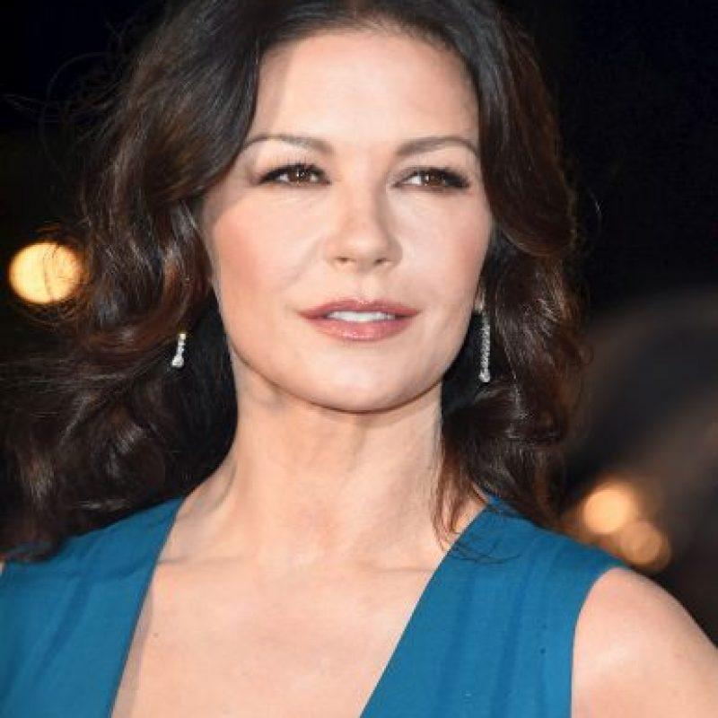 Así cambió Catherine Zeta-Jones Foto:Getty Images