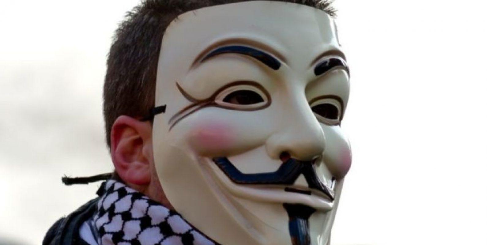 """Estos se autodenominan """"hacktivistas"""", o sea, hackers y activistas. Foto:Wikipedia Commons"""