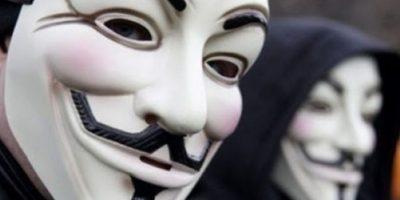 Los portavoces nunca salen en los vídeos sin cubrir sus rostros. Foto:Youtube