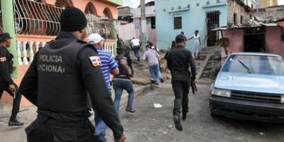Hombre mata a otro en sector Las Cañitas, DN