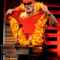 Hulk Hogan ganó una demanda millonaria contra un sitio que filtró un video sexual Foto:Getty Images