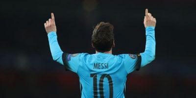 """""""Leo"""" es considerado el mejor futbolista de la actualidad Foto:Getty Images"""