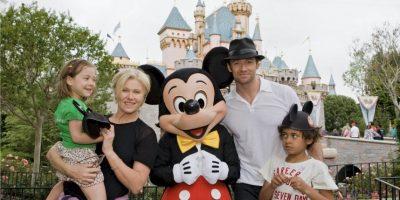 El actor disfruta pasar tiempo junto a su esposa Deborra-Lee Furness y sus hijos: Oscar y Ava Foto:vía instagram.com/hughjackman