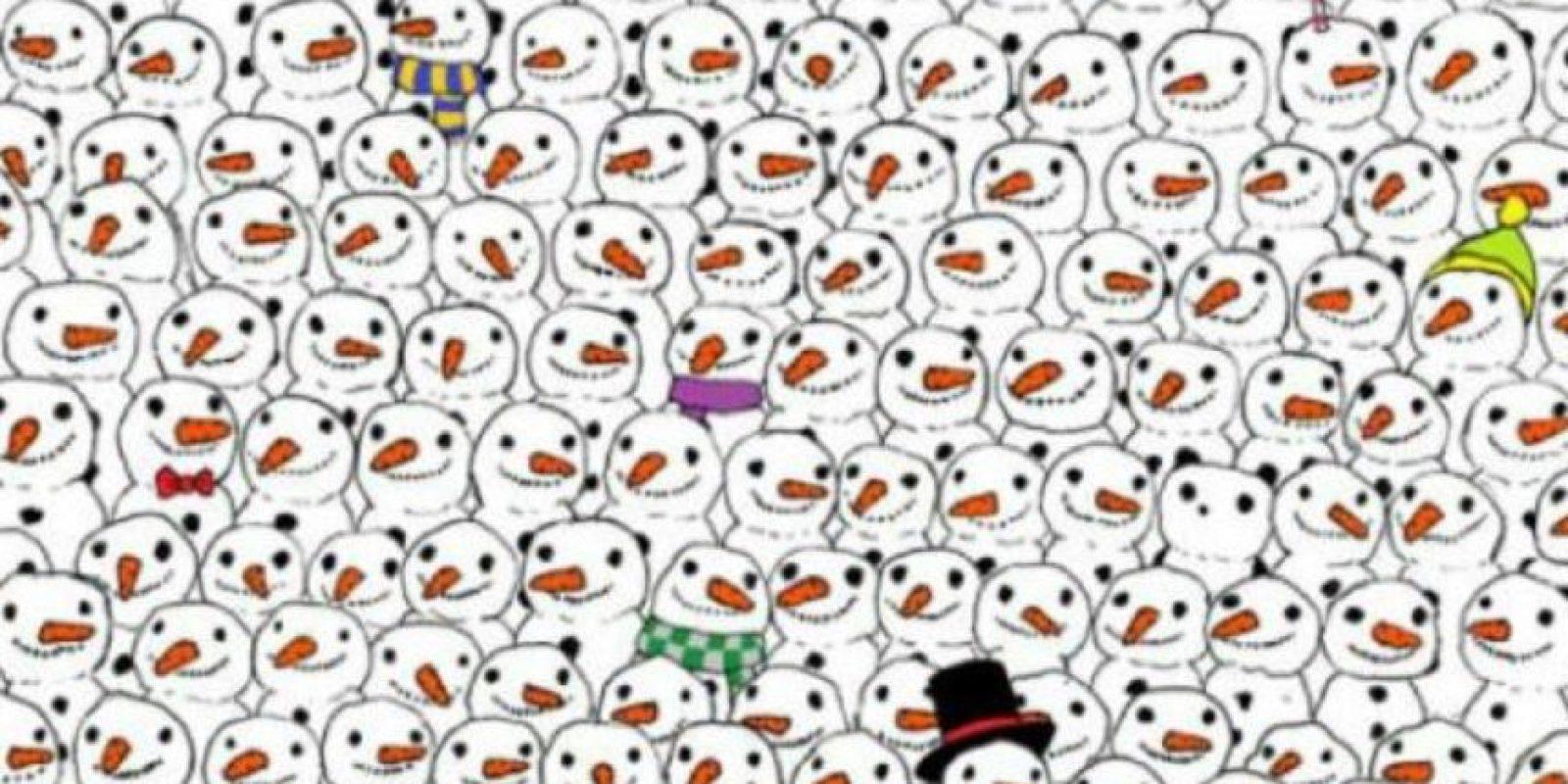 """Encuentra al panda"" Foto:Tumblr"