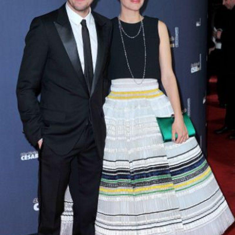 Marion Cotillard ha tenido una relación estable con Guillaume Canet desde hace tiempo. Foto:vía Getty Images