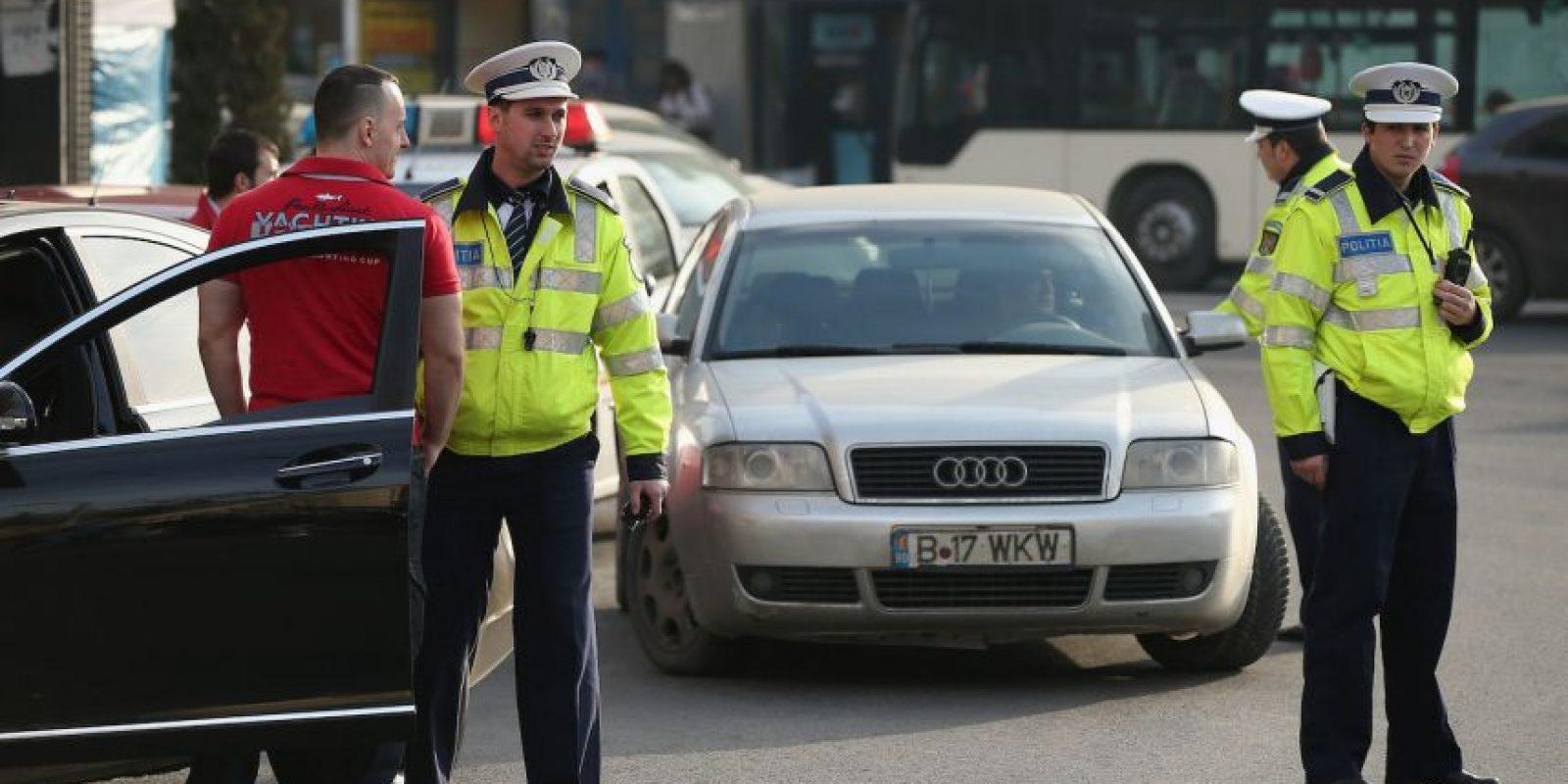Bucarest, Rumania. Su nivel de congestión (tiempo de viaje extra) es de 43 por ciento. Foto:Getty Images