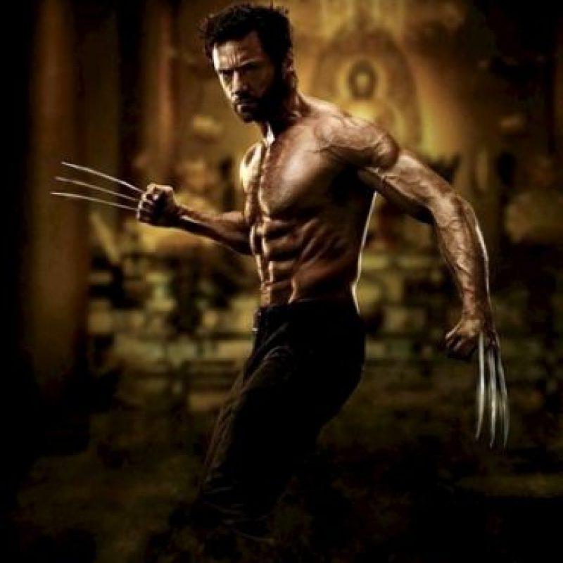 """Un mutante del universo de """"X-Men"""", con la habilidad de autoregenerarse, que posee garras en las manos. Foto:IMDB"""