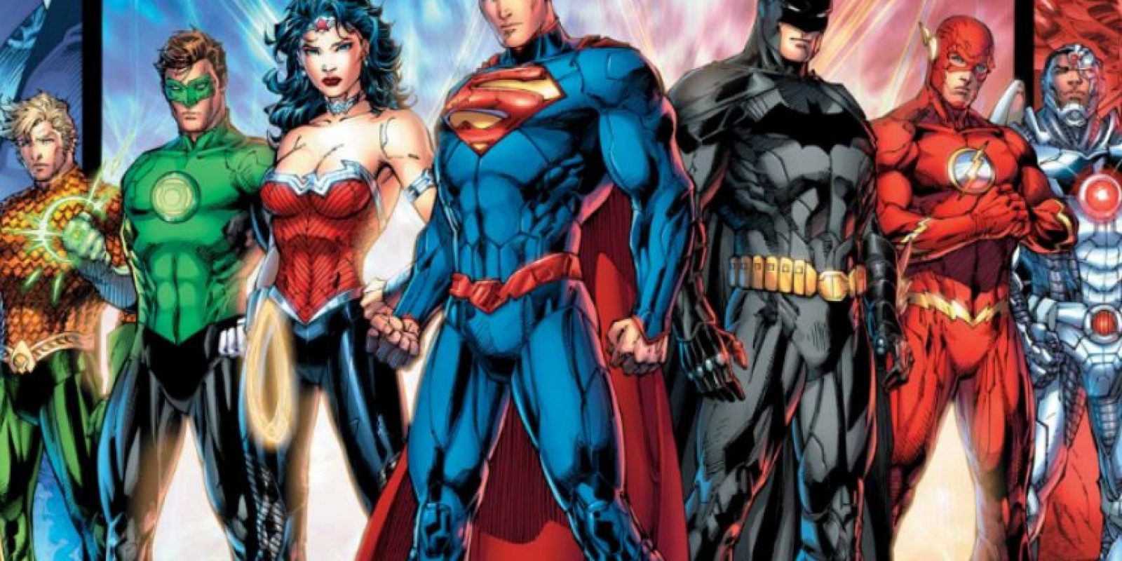 La historia será dividida en dos partes. La primera se esrenará el 17 de noviembre de 2017 y la segunda entrega el 14 de junio de 2019. Foto:DC Comics