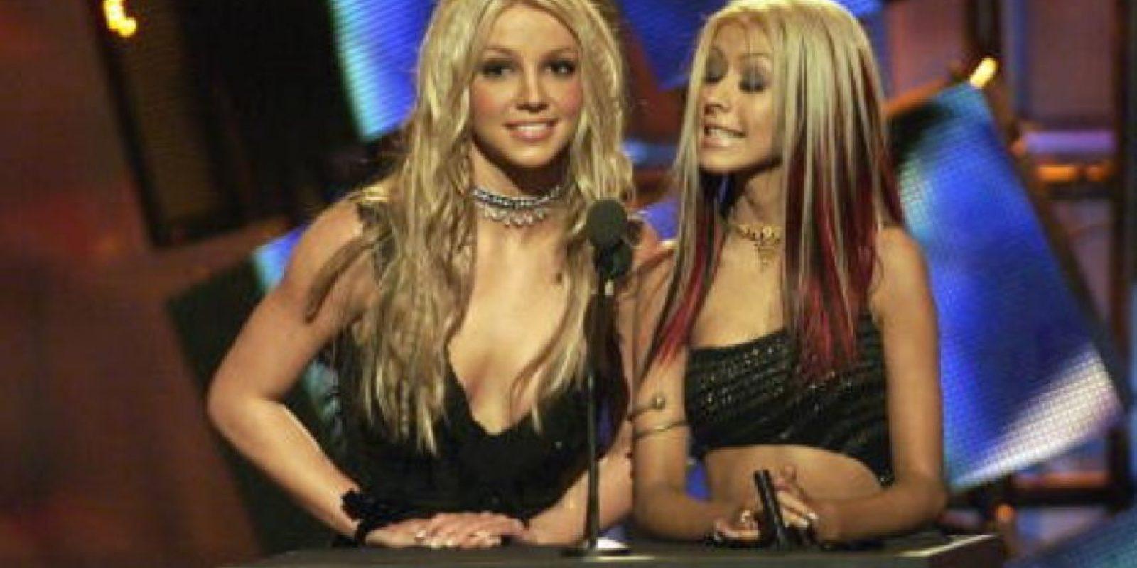 Para 2000, era otra princesita pop. Foto:vía Getty Images