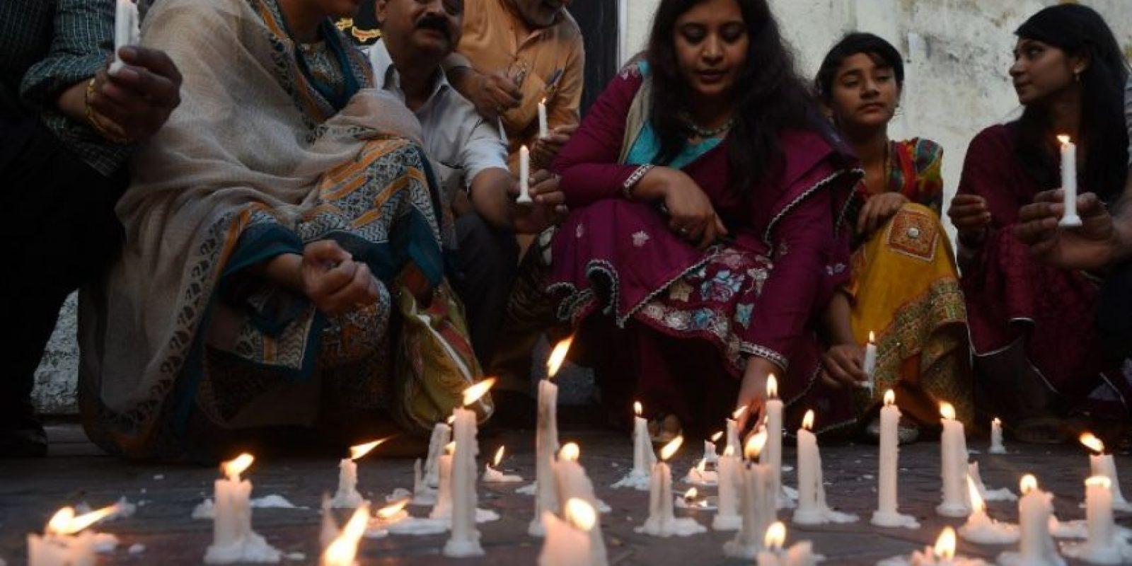 Atentado en Paquistán Foto:AFP