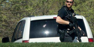 Reportan policía herido en tiroteo en el Capitolio