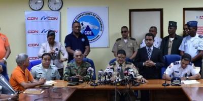 Boletín final del COE: 23 fallecidos en SS; siete menos que 2015